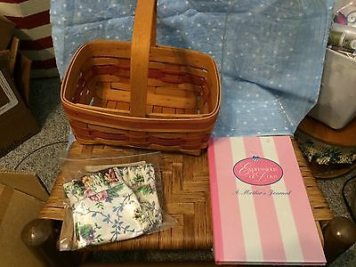 Longaberger Basket - 1994 Mother's Day Basket  Combo - Display only