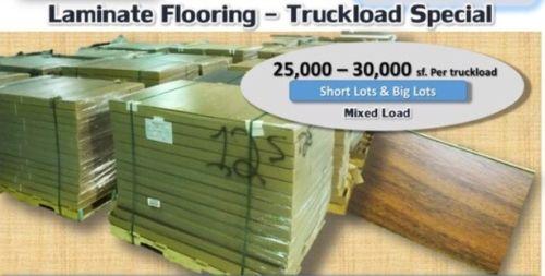 Laminate Flooring Wholesale Truckload