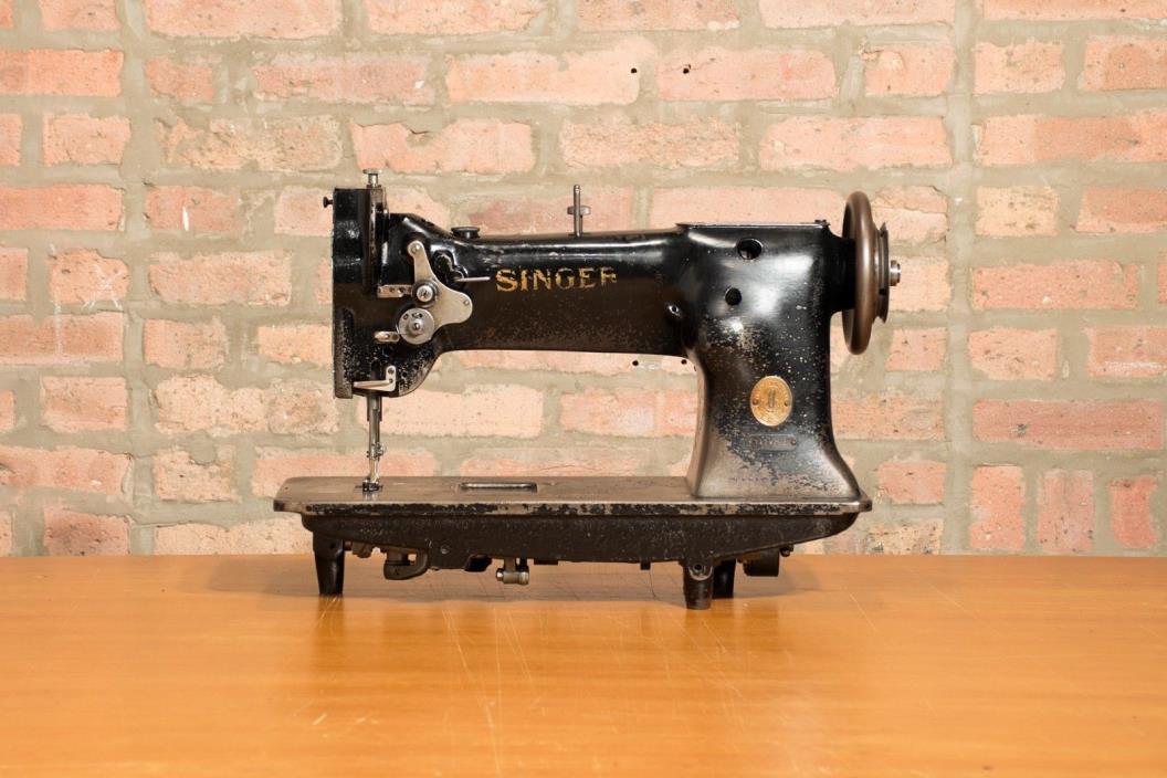 Singer 111W153 Walking Foot Industrial Sewing Machine