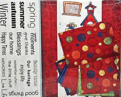 Creative Memories Decorative School Combo Set