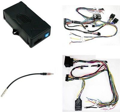 Crux SOOGM16A Stereo Installation Interface For 2012+ GM SUVs & Trucks
