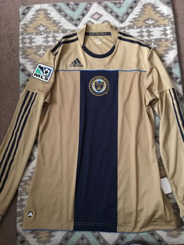 Women's Adidas Authentic Union Soccer Jersey