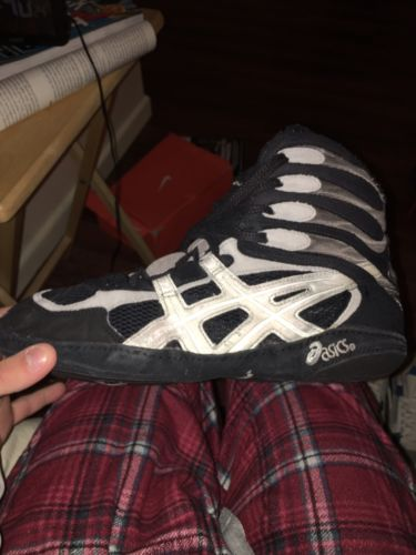 Rare Wrestling Shoes ASIC P2s Size 11