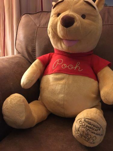 pooh bear stuffed animal