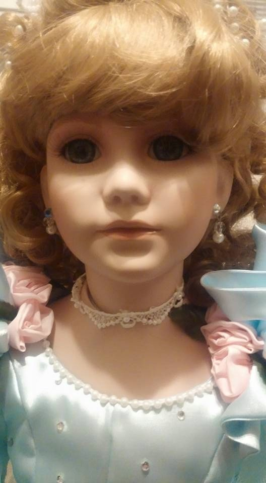 Collectible Cinderella 3 feet Doll  by Theima Ressch
