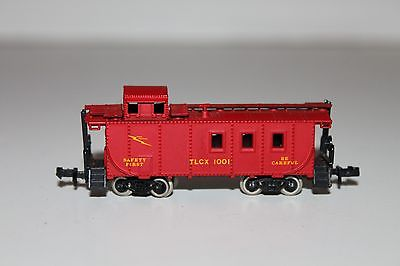 N Scale Transport Leasing Caboose TLCX 1001