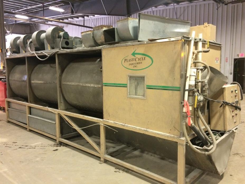 PRSI Wash System for Plastics