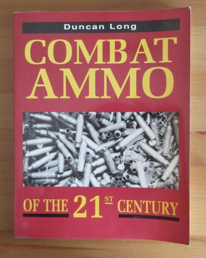 COMBAT AMMO BOOK duncan long paladin press