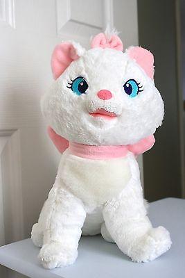 Disney Cat Marie Plush Stuffed Animal Toy The Aristocats Kitten