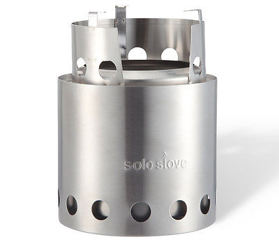 Solo Stove Lite - Emergency Stove, Survival Stove, Prepper, Bug Out Bag, Woodgas