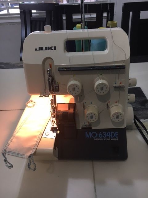 Juki Overlock Sewing Machine For Sale Classifieds