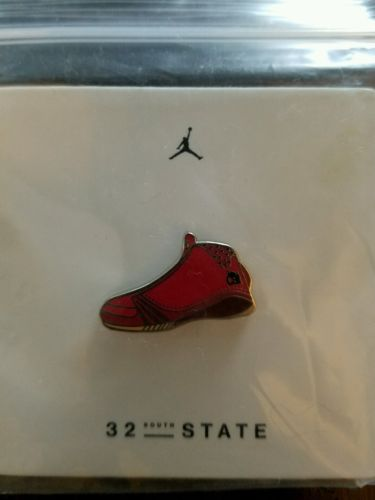 Nike Air Jordan 5 11 23 Station 23  From Chicago special opening pin