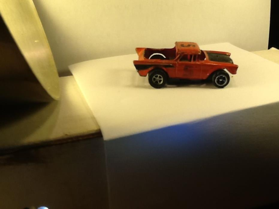 Custom Built Aurora AFX 1957 Chevy Nomad Pickup Truck