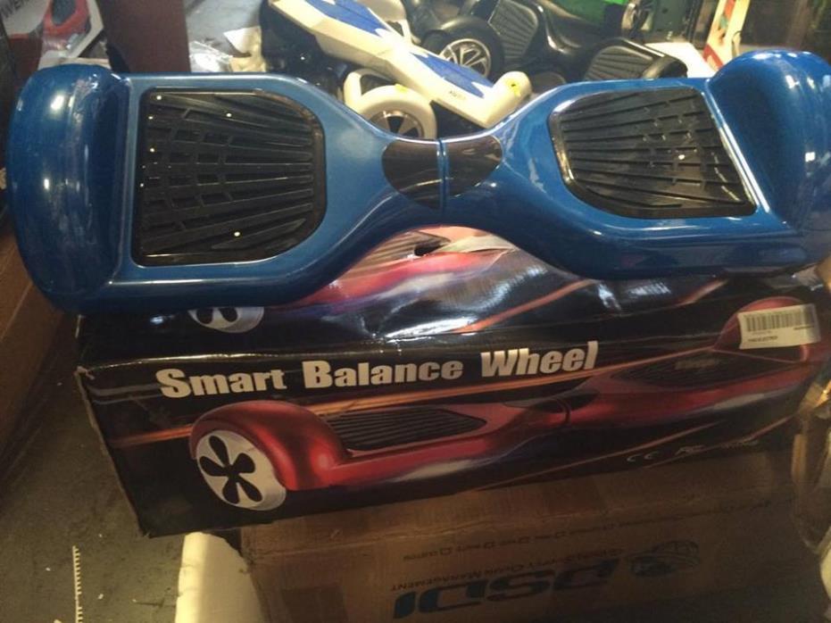 Smart Balance Wheel Blue