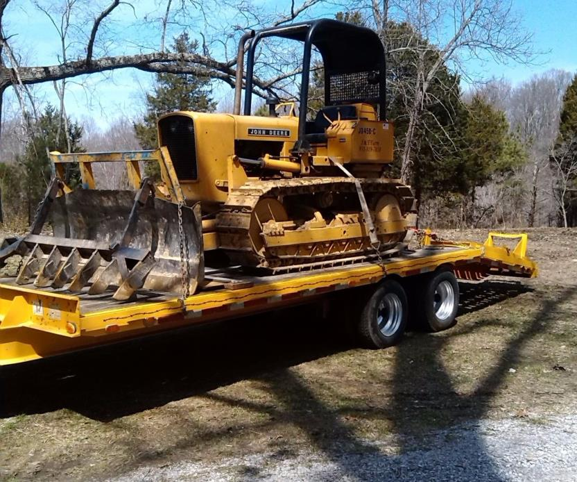 John Deere 450 Dozer - For Sale Classifieds