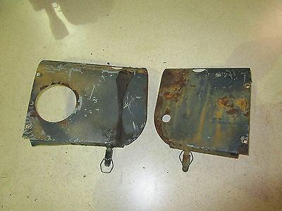 Kohler K582 Head Covers Shields Engine Bobcat John Deere Wheel Horse