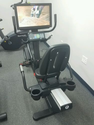 Expresso Fitness HD Recumbent Walk Through Bike Used Cleaned and Serviced