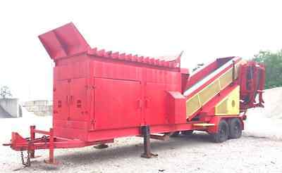 Royer 266 Screen Plant - Excellent Condition
