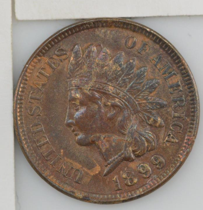 1899 Indian Head One Cent *Z06