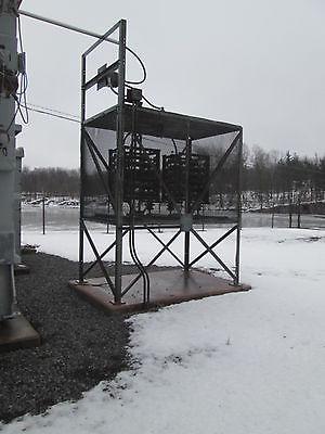 General Electric 3Ph 115,000-139,000 Y Transformer 22,400 Kva Sub Station Good
