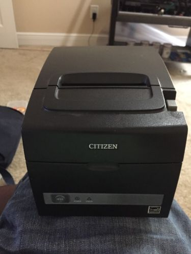 Citizen TZ30-M01 Thermal Receipt Printer POS USB/Serial/Ethernet w/ Auto Cutter