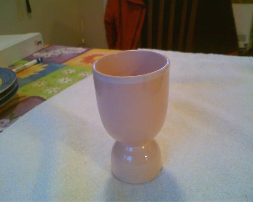 EGG CUP HOLDER POTTERY