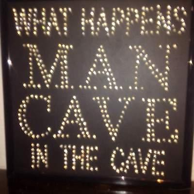 LED Bar sign Man Cave