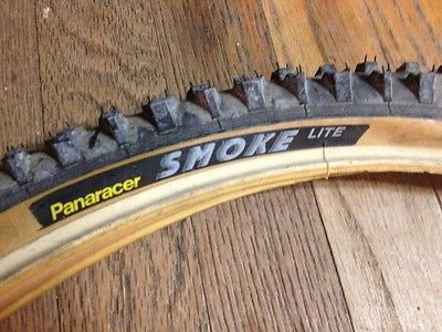 NOS VINTAGE PANARACER SMOKE LITE MOUNTAIN BIKE TIRE