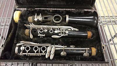 Vito Clarinet with Case