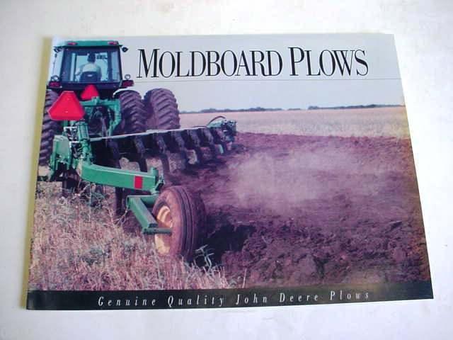 John Deere Moldboard Plows Brochure                                           b4