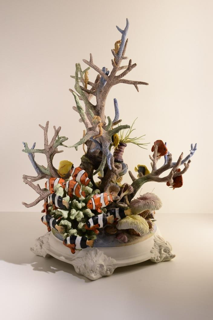 Large Boehm Porcelain Sculpture 499