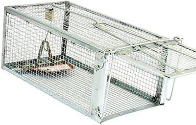 Traps TheAtomicBarbie Rat Trap - Small Animal Humane Live Cage