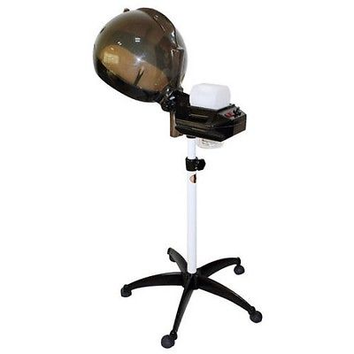 Professional Salon Hair Steamer Rolling Stand Base Beauty Hood Color Processor@@