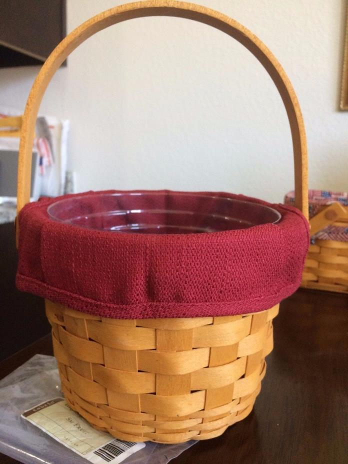 Longaberger Halloween Baskets For Sale Classifieds