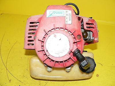 Used Mantis Tiller Engine
