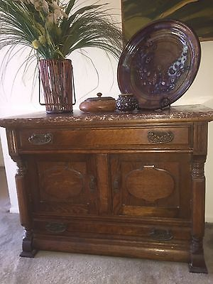 Antique Oak Washstand For Sale Classifieds