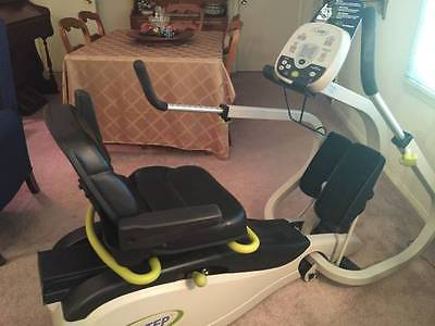 NuStep TRS4000 Recumbent Elliptical / Stepper Trainer / Rehab