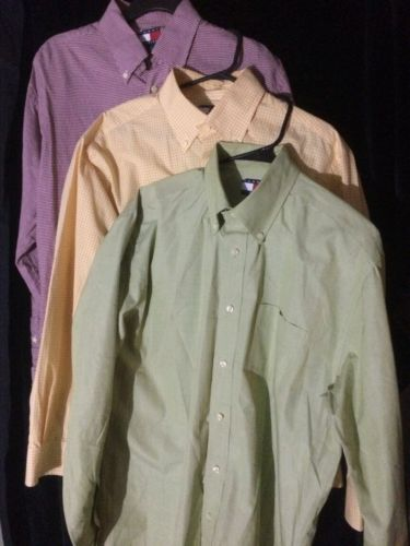 tommy hilfiger shirt lot