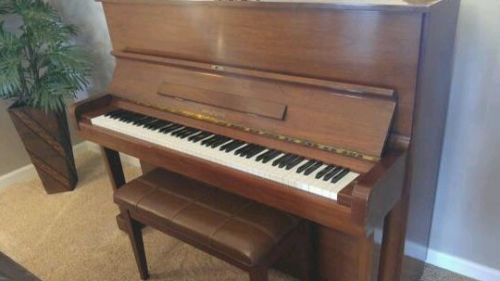 Hyundai Upright Piano with Bench