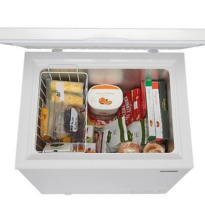 Magic Chef Chest Freezer 5.2 cu. ft. White HMCF5W2 NIB Compact Freezer  Save $