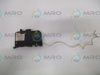 SQUARE D QOB120EPD CIRCUIT BREAKER 20A *USED*