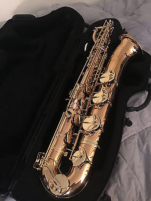 Yanagisawa B992 Baritone Saxophone w/ Silver Neck