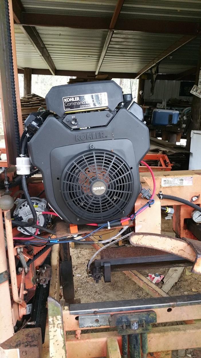 Woodmizer LT40HD G24 Sawmill