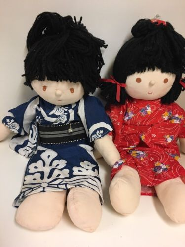 Boy and Girl Dolls, 18