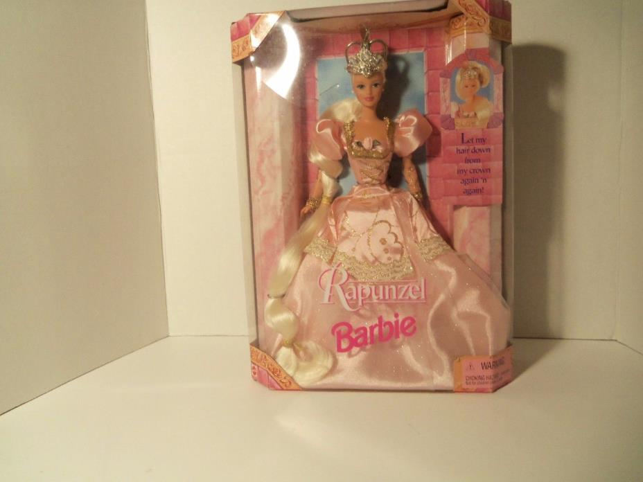 Barbie as Rapunzel 1994 Doll