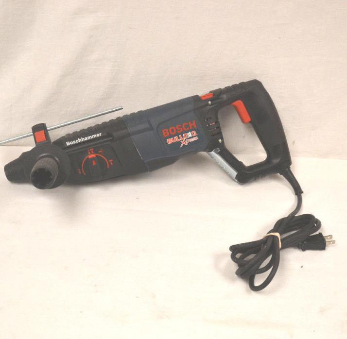 Bosch 11255VSR Bulldog Extreme SDS Plus Rotary Hammer Drill