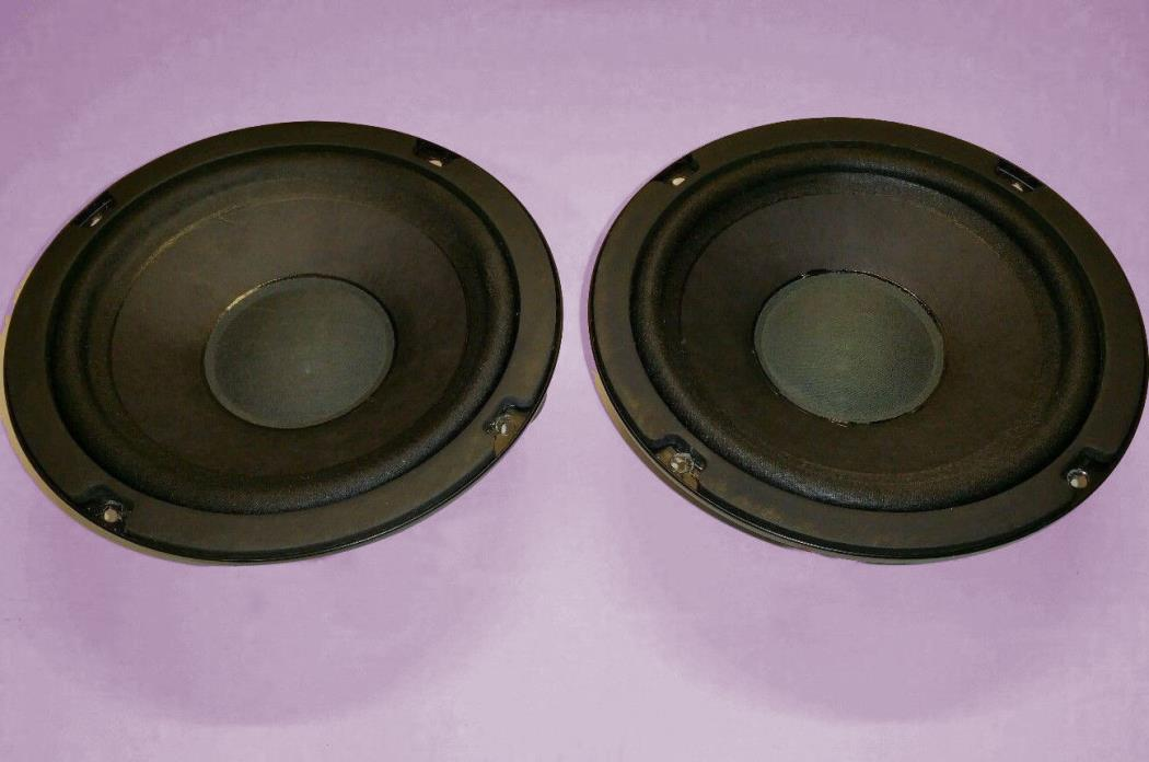 Bose 601 IV woofer Speakers - Both Front and Rear