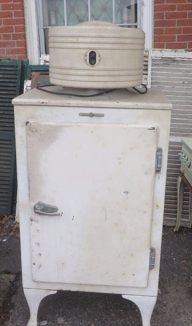 Antique Ge Refrigerator For Sale Classifieds