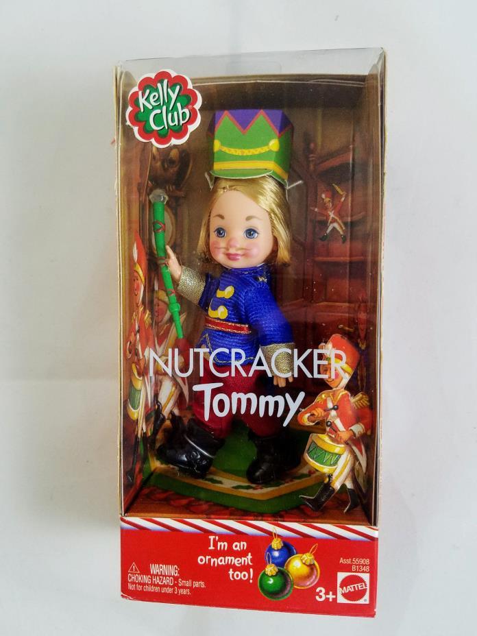 Barbie Kelly Club - Nutcracker Tommy - NIB