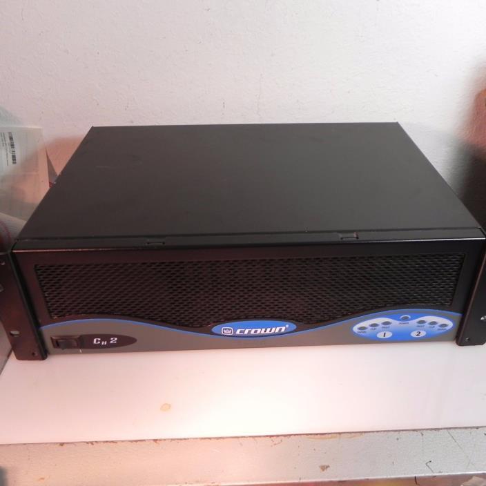 Crown Audio CH2 2 Channel Amplifier